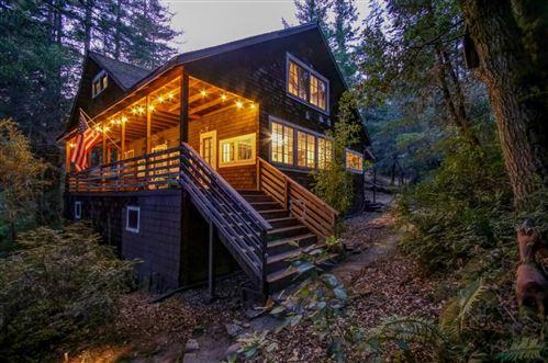Photo of 300 Wooded Way, BOULDER CREEK, CA 95006 (MLS # ML81861594)