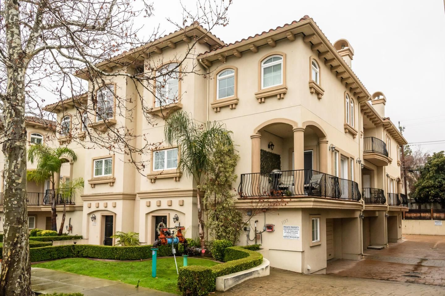 Photo for 1137 Paloma AVE D #D, BURLINGAME, CA 94010 (MLS # ML81829594)