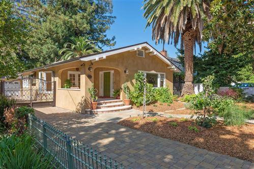 Photo of 116 Emerson ST, PALO ALTO, CA 94301 (MLS # ML81806596)