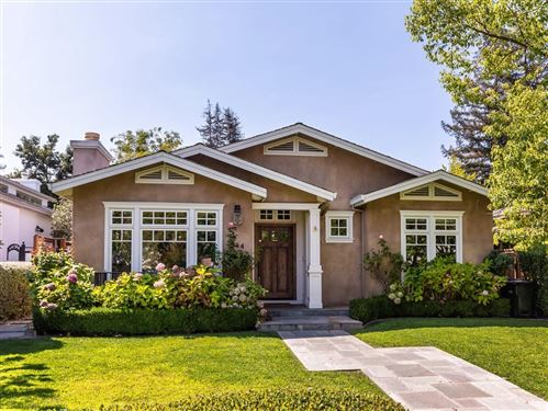 Tiny photo for 484 Orange Avenue, LOS ALTOS, CA 94022 (MLS # ML81864596)