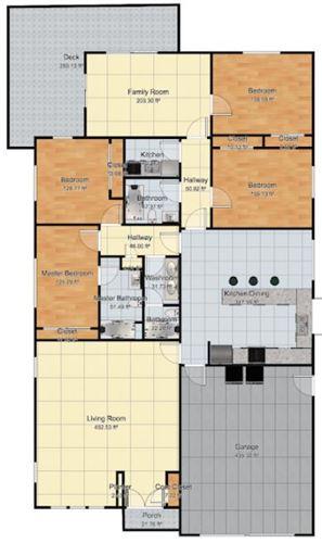 Tiny photo for 1629 Pecan Court, REDWOOD CITY, CA 94061 (MLS # ML81865601)