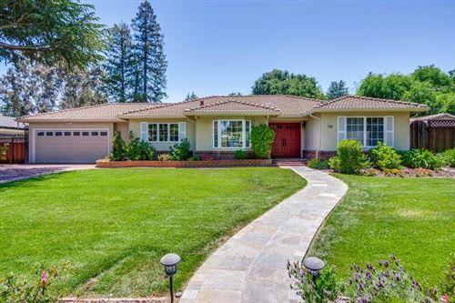 Photo of 714 Vista Grande Avenue, LOS ALTOS, CA 94024 (MLS # ML81843604)