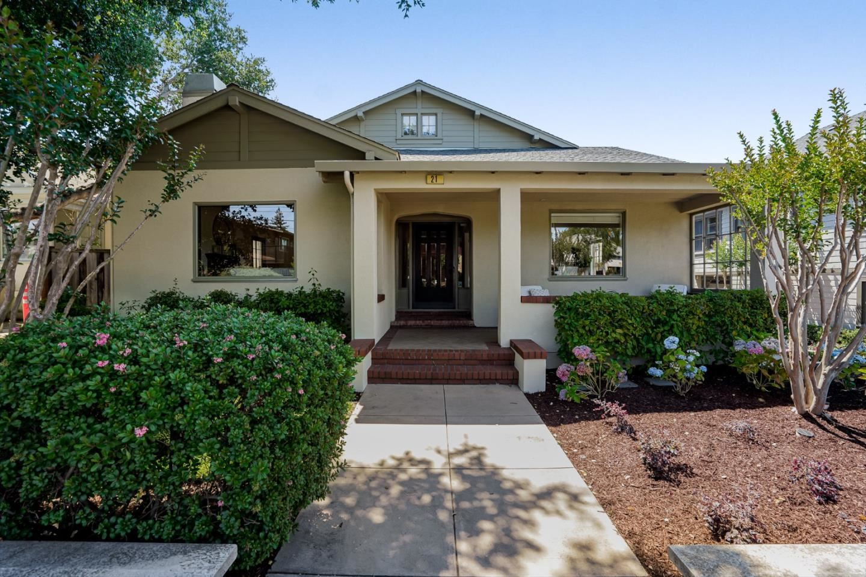 21 Hobart Avenue, San Mateo, CA 94402 - MLS#: ML81852605