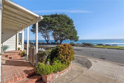 Photo of 859 Ocean View BLVD, PACIFIC GROVE, CA 93950 (MLS # ML81820607)