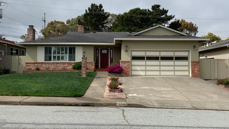 Photo for 807 Crestview Drive, MILLBRAE, CA 94030 (MLS # ML81838607)