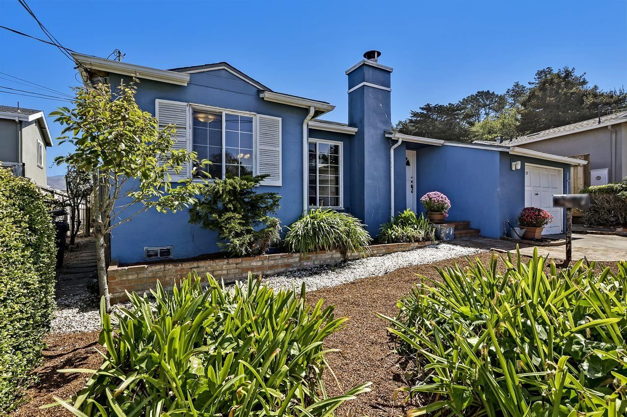 Photo for 1627 Sweetwood Drive, DALY CITY, CA 94015 (MLS # ML81862607)