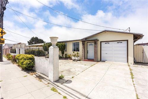 Photo of 1125 Herman Street, SAN BRUNO, CA 94066 (MLS # ML81849608)