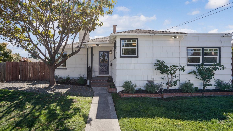 7 Ottawa Street, San Mateo, CA 94401 - #: ML81849610