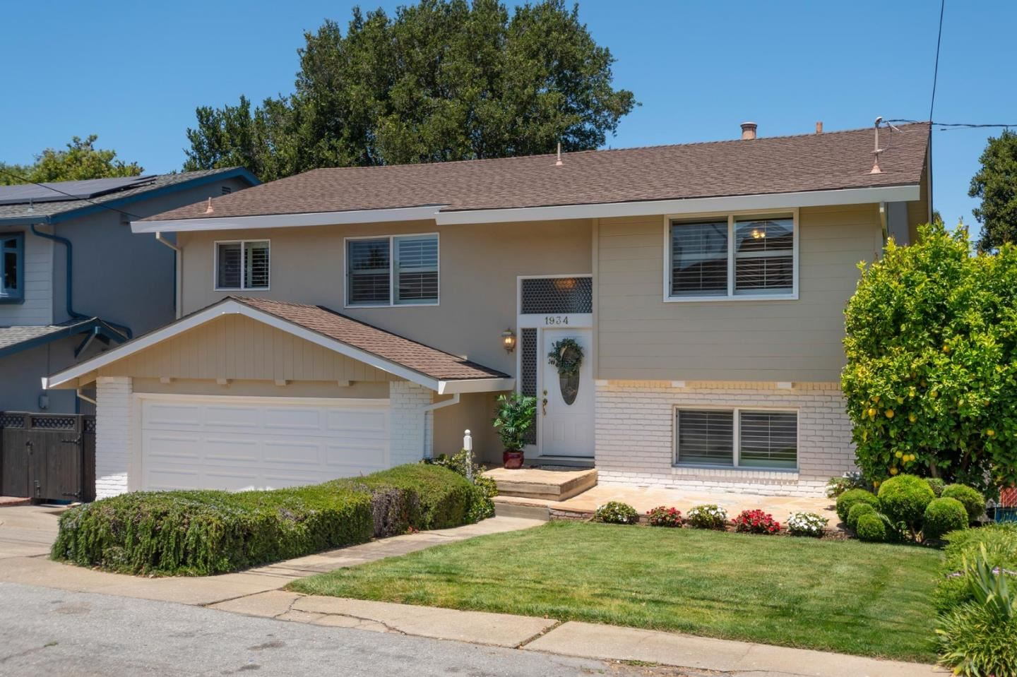 Photo for 1934 Bayview Avenue, BELMONT, CA 94002 (MLS # ML81849612)