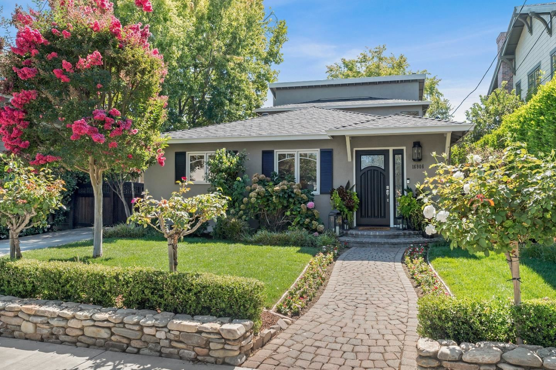 Photo for 16906 Mitchell Avenue, LOS GATOS, CA 95032 (MLS # ML81861612)