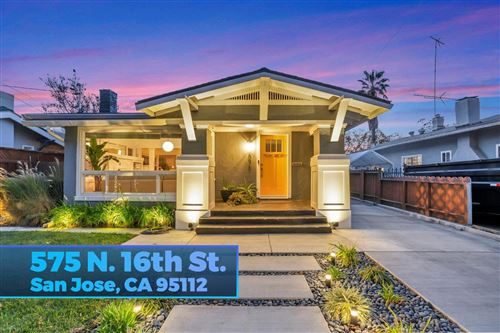 Photo of 575 N 16th ST, SAN JOSE, CA 95112 (MLS # ML81819613)