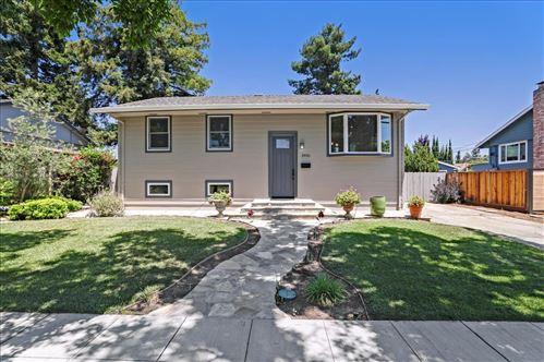 Photo of 3931 Via Montalvo, CAMPBELL, CA 95008 (MLS # ML81847613)