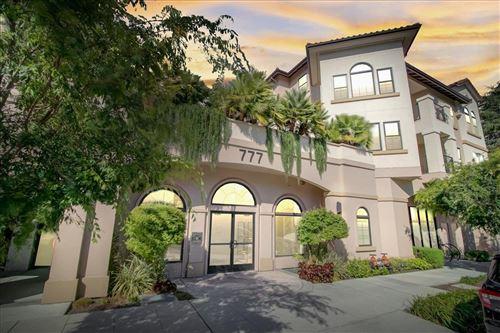 Photo of 777 Walnut Street #402, SAN CARLOS, CA 94070 (MLS # ML81849613)