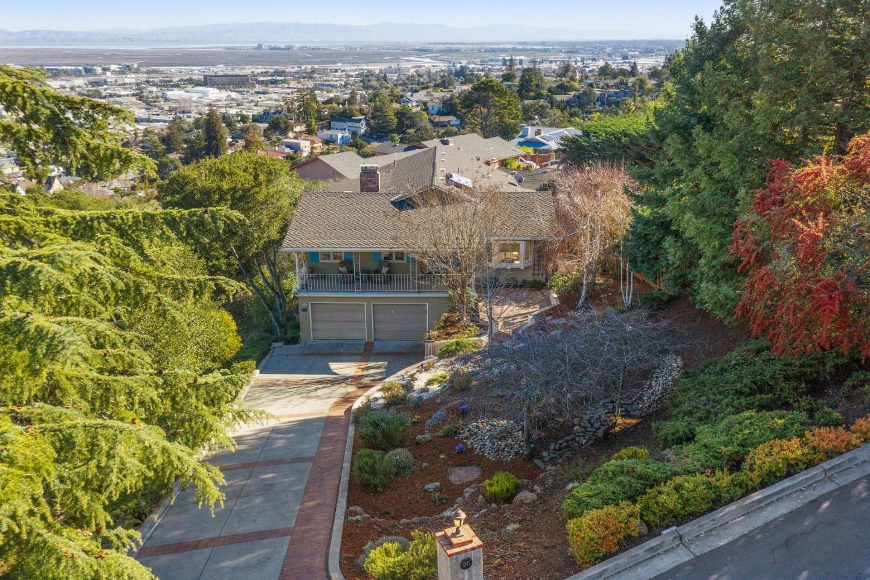 Photo for 1247 Talbryn DR, BELMONT, CA 94002 (MLS # ML81826613)
