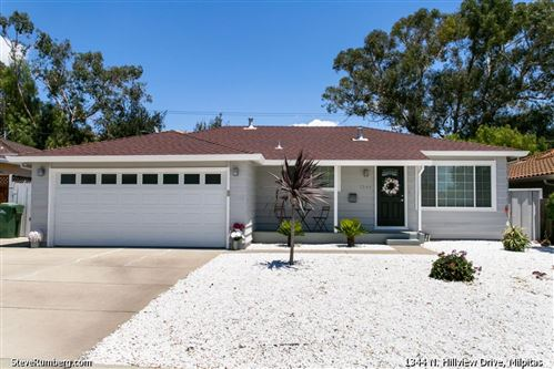 Photo of 1344 North Hillview Drive, MILPITAS, CA 95035 (MLS # ML81848614)