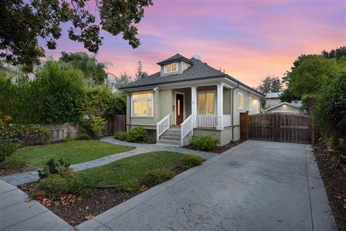 Photo of 112 Churchill Avenue, PALO ALTO, CA 94301 (MLS # ML81867617)