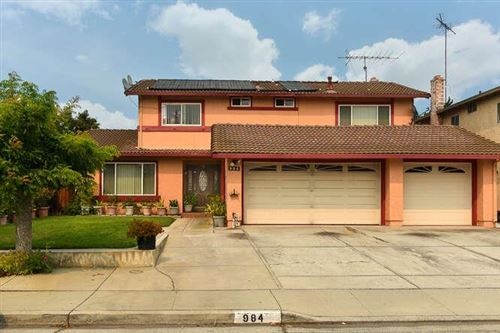 Photo of 984 Cape Anita Place, SAN JOSE, CA 95133 (MLS # ML81859618)