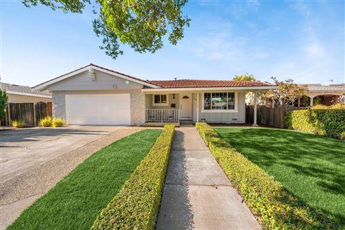 Photo of 4675 Blanco Drive, SAN JOSE, CA 95129 (MLS # ML81853619)