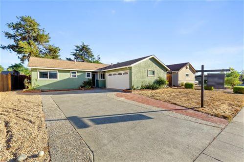 Photo of 2159 Casa Mia Drive, SAN JOSE, CA 95124 (MLS # ML81866619)