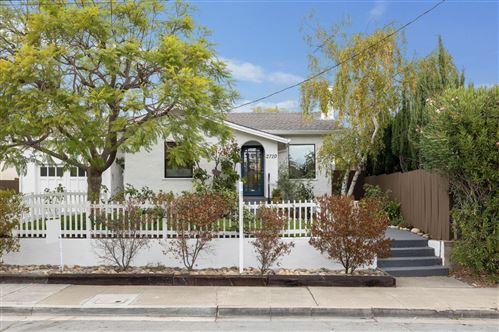 Photo of 2710 Hopkins Avenue, REDWOOD CITY, CA 94062 (MLS # ML81867619)