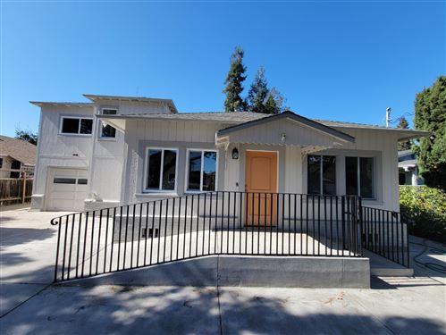 Photo of 565 Hurlingame Avenue, REDWOOD CITY, CA 94063 (MLS # ML81864620)