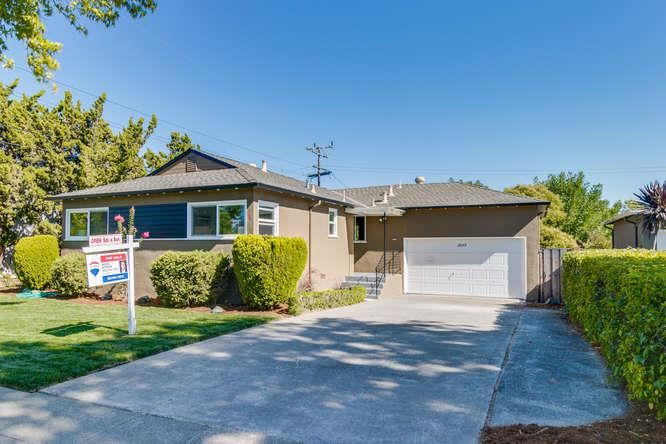 Photo for 2649 Hastings AVE, REDWOOD CITY, CA 94061 (MLS # ML81766620)