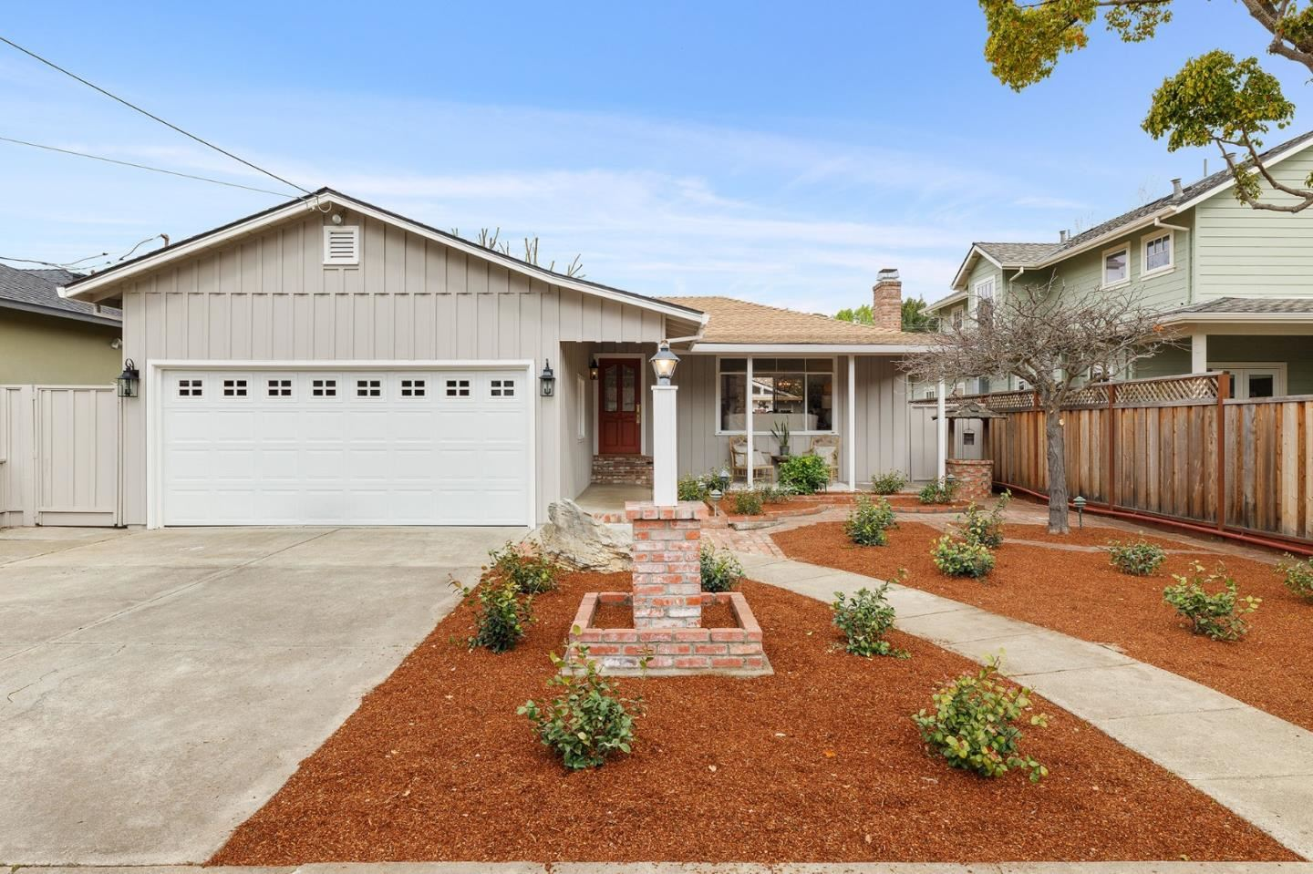 Photo for 1602 Clee ST, BELMONT, CA 94002 (MLS # ML81834620)