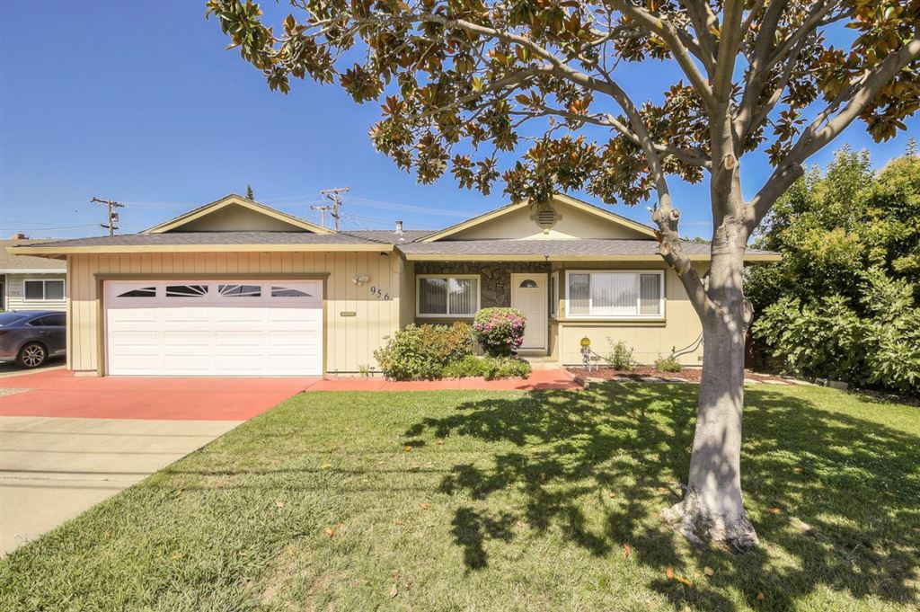Photo for 956 Pomeroy AVE, SANTA CLARA, CA 95051 (MLS # ML81763621)