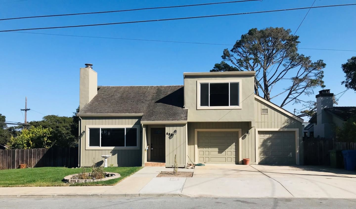 Photo for 682 Cypress ST, MONTEREY, CA 93940 (MLS # ML81819621)