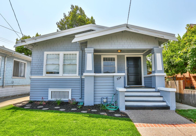 534 Haight Avenue, Alameda, CA 94501 - MLS#: ML81858628