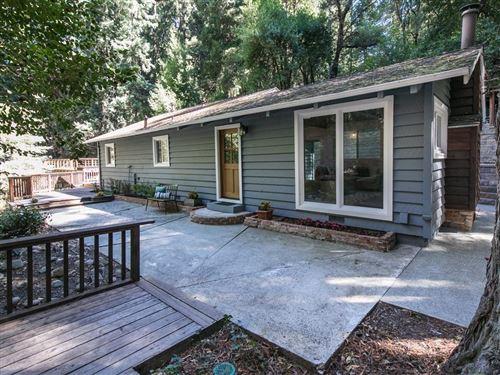 Photo of 389 Glenwood Cutoff, SCOTTS VALLEY, CA 95066 (MLS # ML81855629)