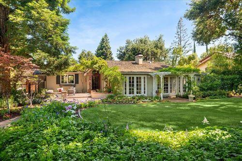 Photo of 1219 Portland Avenue, LOS ALTOS, CA 94024 (MLS # ML81851630)