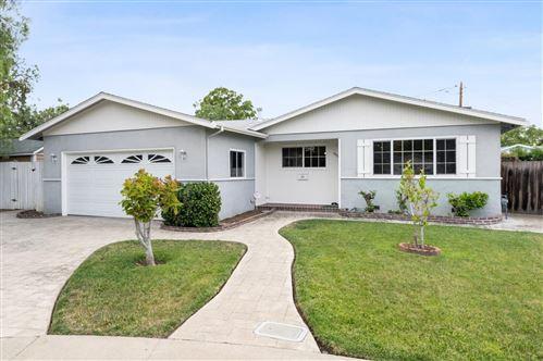 Photo of 4858 Bassett Court, CONCORD, CA 94521 (MLS # ML81855630)