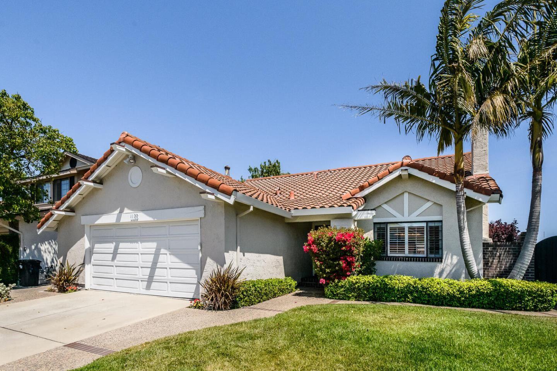 1133 Tanglewood Way, San Mateo, CA 94403 - #: ML81842630