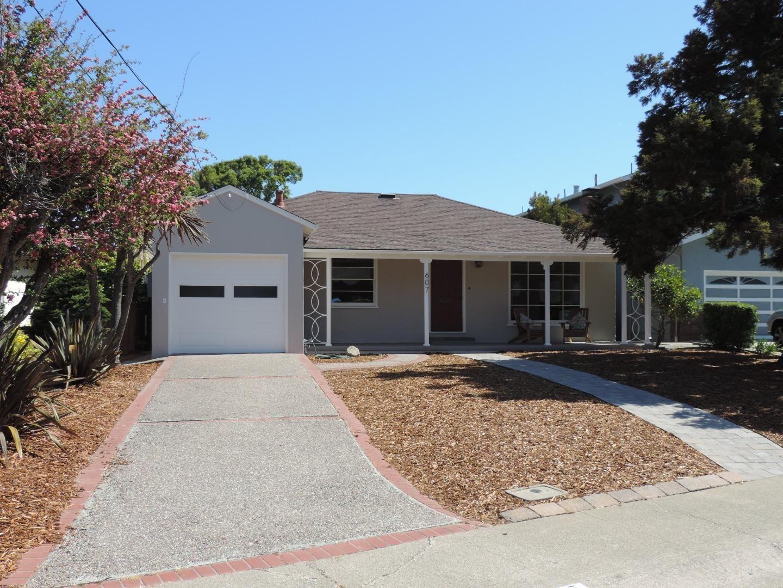 Photo for 607 Santa Florita Avenue, MILLBRAE, CA 94030 (MLS # ML81846631)