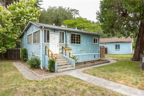 Photo of 8125 Hermosa AVE, BEN LOMOND, CA 95005 (MLS # ML81797632)