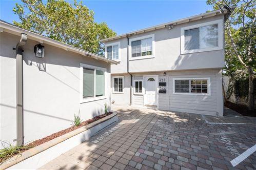 Photo of 518 Cedar Street, REDWOOD CITY, CA 94063 (MLS # ML81859633)