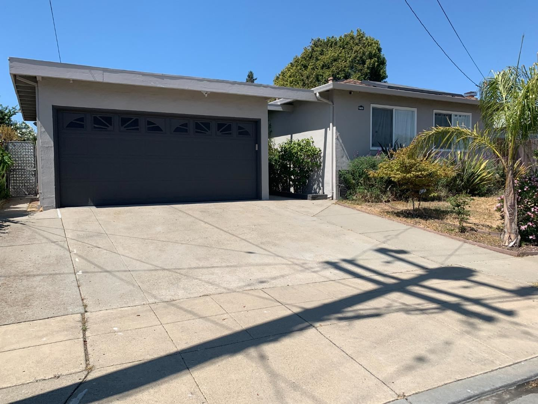 1341 Mcfarlane Lane, Hayward, CA 94544 - MLS#: ML81853633