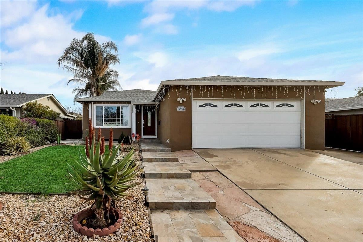 Photo for 1254 Traughber ST, MILPITAS, CA 95035 (MLS # ML81823635)