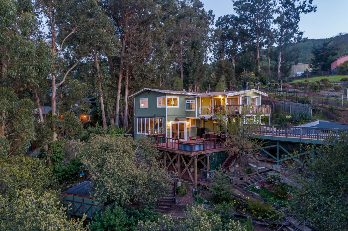 Photo for 18650 OVERLOOK RD, LOS GATOS, CA 95030 (MLS # ML81836635)