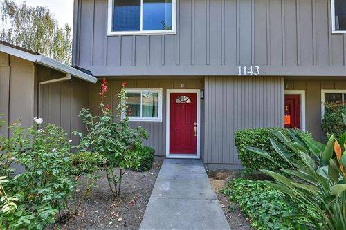 Photo of 1143 Reed AVE B #B, SUNNYVALE, CA 94086 (MLS # ML81803636)
