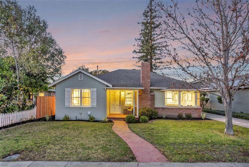 Photo of 1145 Manor DR, SAN JOSE, CA 95125 (MLS # ML81823637)