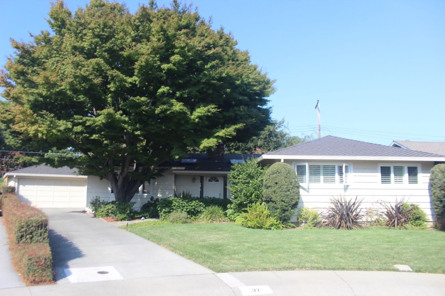 Photo for 37 Peter CT, CAMPBELL, CA 95008 (MLS # ML81809639)