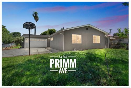 Photo of 1462 Primm AVE, SAN JOSE, CA 95122 (MLS # ML81798641)