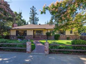 Photo of 16155 Sunray DR, LOS GATOS, CA 95032 (MLS # ML81760644)