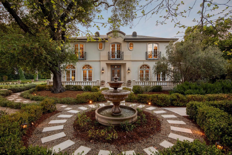 Photo for 185 Fair Oaks Lane, ATHERTON, CA 94027 (MLS # ML81840644)
