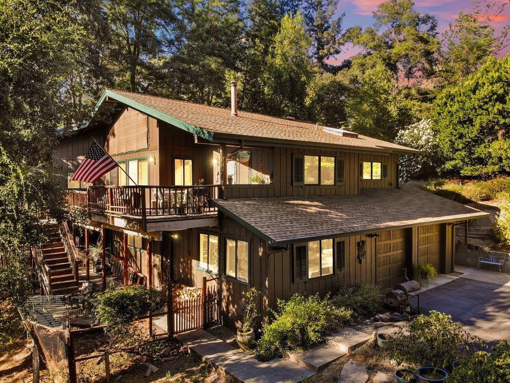9815 Brookside Avenue, Ben Lomond, CA 95005 - MLS#: ML81854644