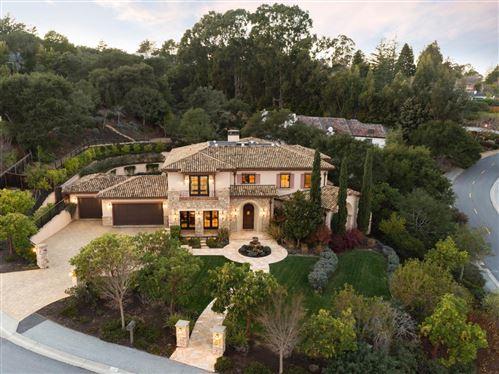 Photo of 28 Mountain Wood Lane, HILLSBOROUGH, CA 94010 (MLS # ML81832645)