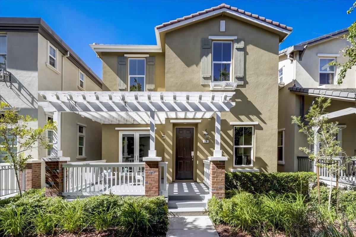 Photo for 236 Monte Vista Drive, SAN JOSE, CA 95125 (MLS # ML81862645)
