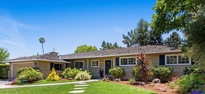 Photo for 1034 Highlands Circle, LOS ALTOS, CA 94024 (MLS # ML81846649)